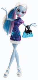 Кукла Эбби Боминейбл (Abbey Bominable) базовая, серия Путешествие, MONSTER HIGH