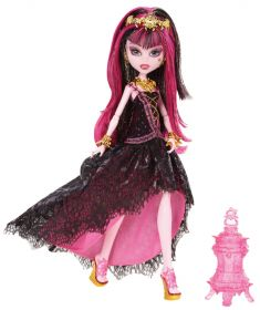 Кукла Дракулаура (Draculaura), серия 13 желаний, MONSTER HIGH