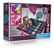 Игра Твистер, MONSTER HIGH