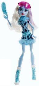 Кукла Эбби Боминэйбл (Abbey Bominable), серия Уроки рисования, MONSTER HIGH