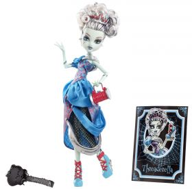 Кукла Фрэнки Штейн (Frankie Stein), серия Страшные сказки, MONSTER HIGH