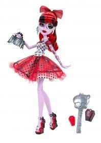 Кукла Оперетта (Operetta), серия Смертельно прекрасный горошек, MONSTER HIGH