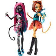 Игровой набор Кэтти Нуар и Торалей (Catty Noir & Toralei), серия Рокеры, MONSTER HIGH