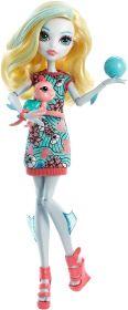 Кукла Лагуна Блю (Lagoona Blue), серия Монстропитомцы, MONSTER HIGH