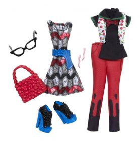 Набор одежды Гулия Йелпс (Ghoulia Yelps Deluxe Fashion Pack), MONSTER HIGH