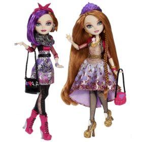 Игровой набор Холли и Поппи О'Хара (Holly&Poppy O'Hair), EVER AFTER HIGH