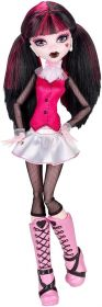 Кукла Дракулаура (Draculaura), базовая, MONSTER HIGH