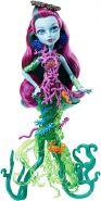 Кукла Поузи Риф (Posea Reef), серия Большой кошмарный риф, MONSTER HIGH