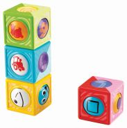 Кубики Roller Blocks, FISHER-PRICE #